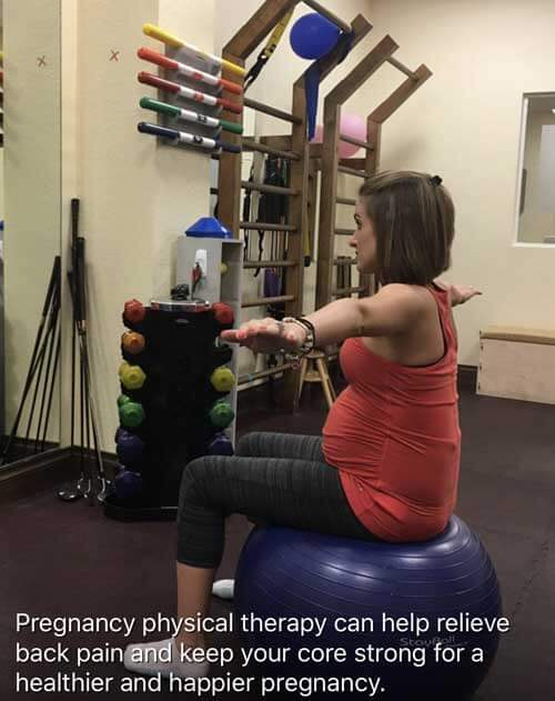 Physical Therapy while pregnant